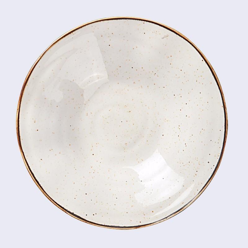 Two Eight Brand oragne 16 piece porcelain dinner set xiu supplier