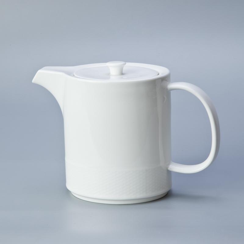 white porcelain tableware german round Two Eight Brand two eight ceramics