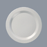 Two Eight durable microwave safe porcelain dinnerware black for hotel