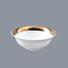 fine white porcelain dinnerware bone style decal color Bulk Buy
