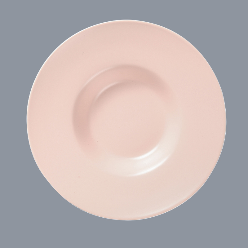 Two Eight stock restaurant dinner plates directly sale for home-3