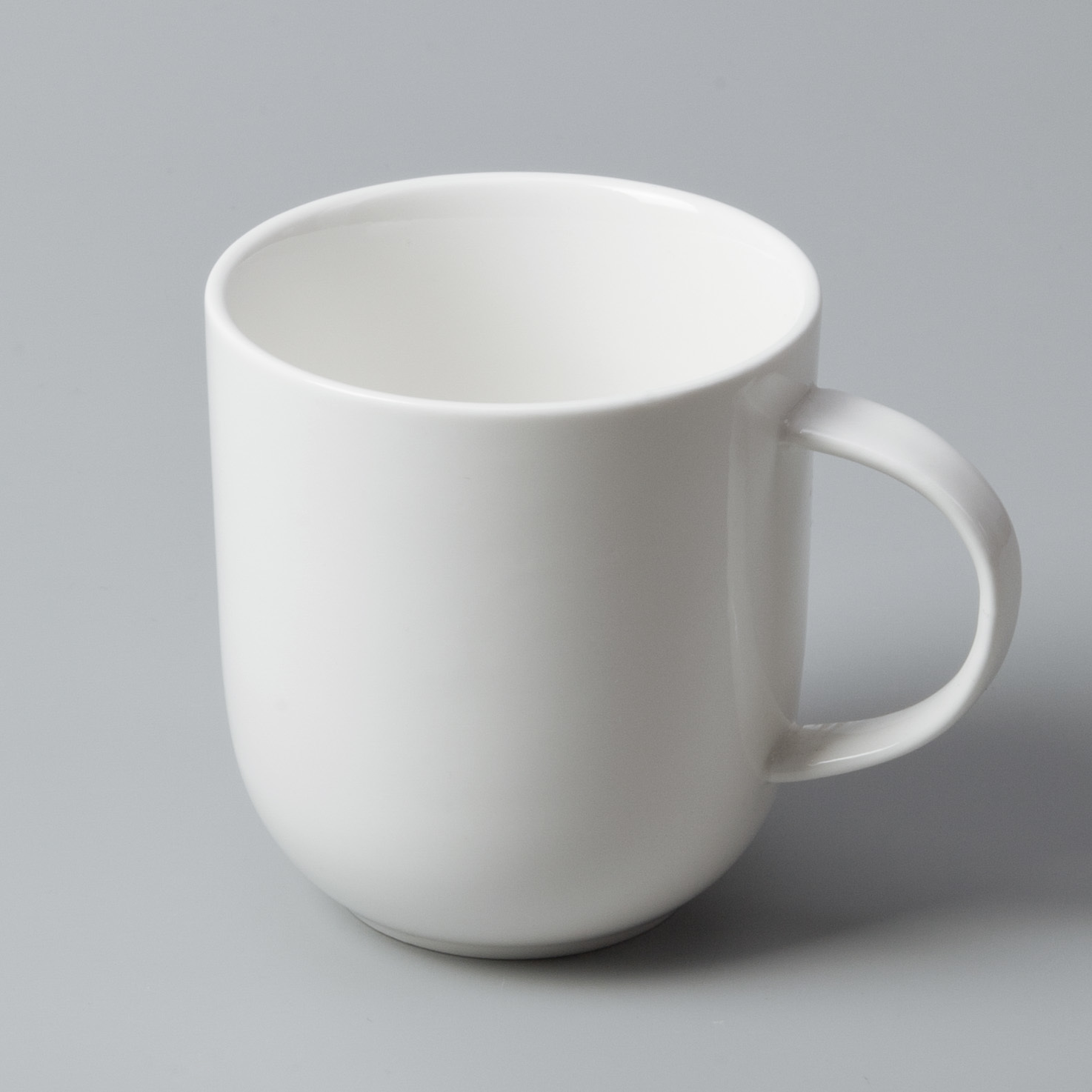 casual white porcelain dish set series for restaurant