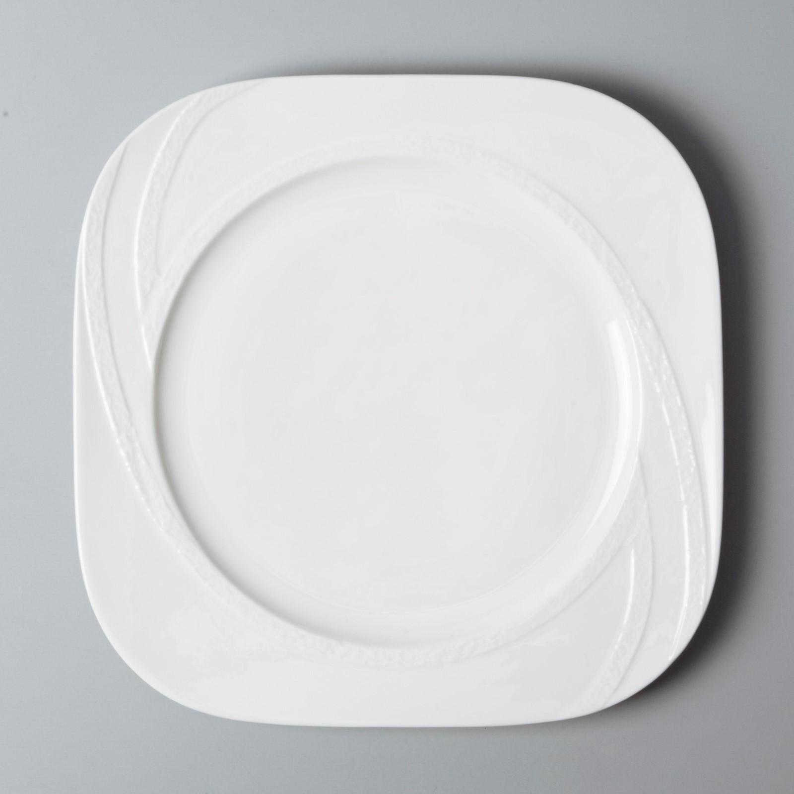 Latest best porcelain dinnerware in the world manufacturers for restaurant