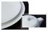 Two Eight bulk cheap porcelain dinner plates from China for dinner