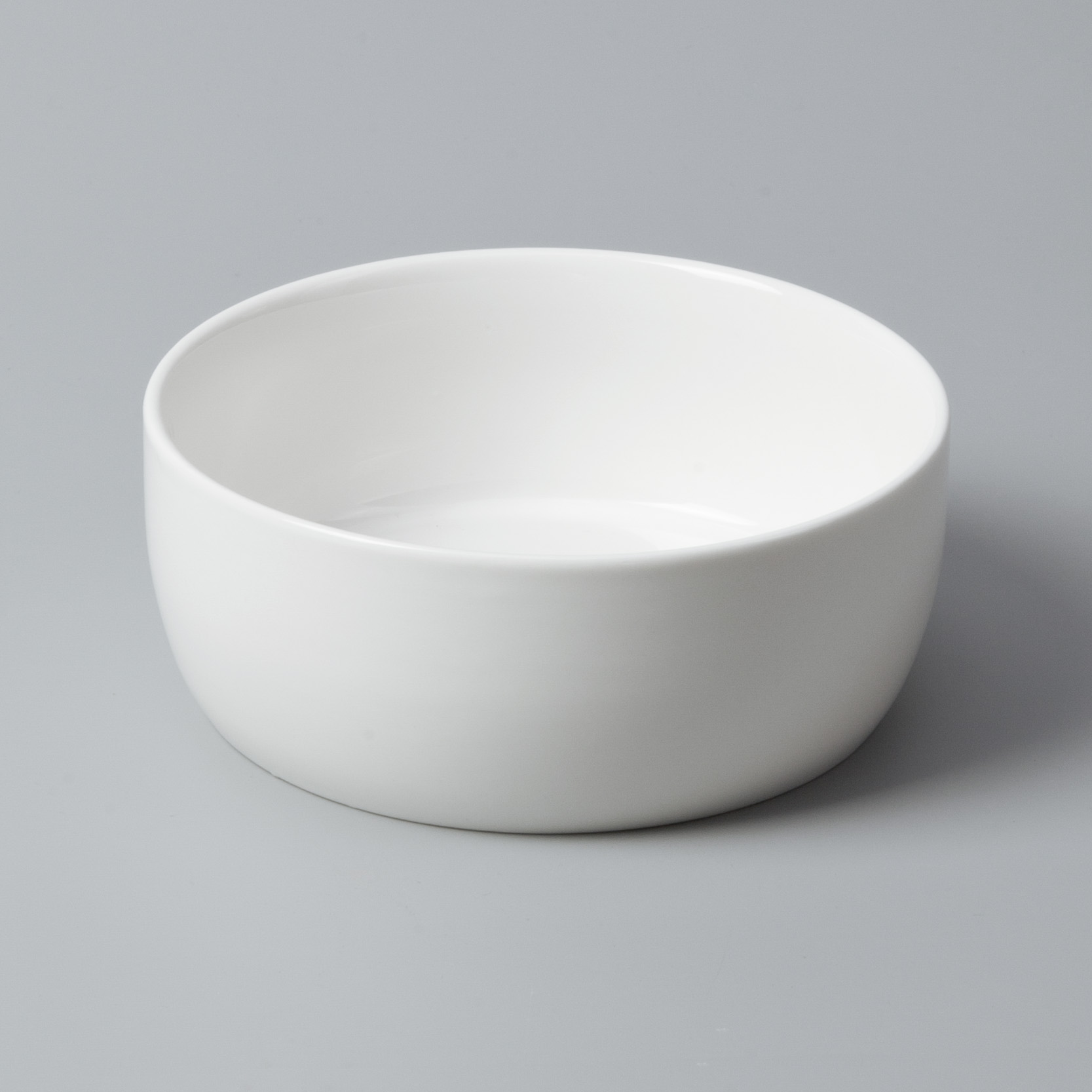 Two Eight bulk cheap porcelain dinner plates from China for dinner-3
