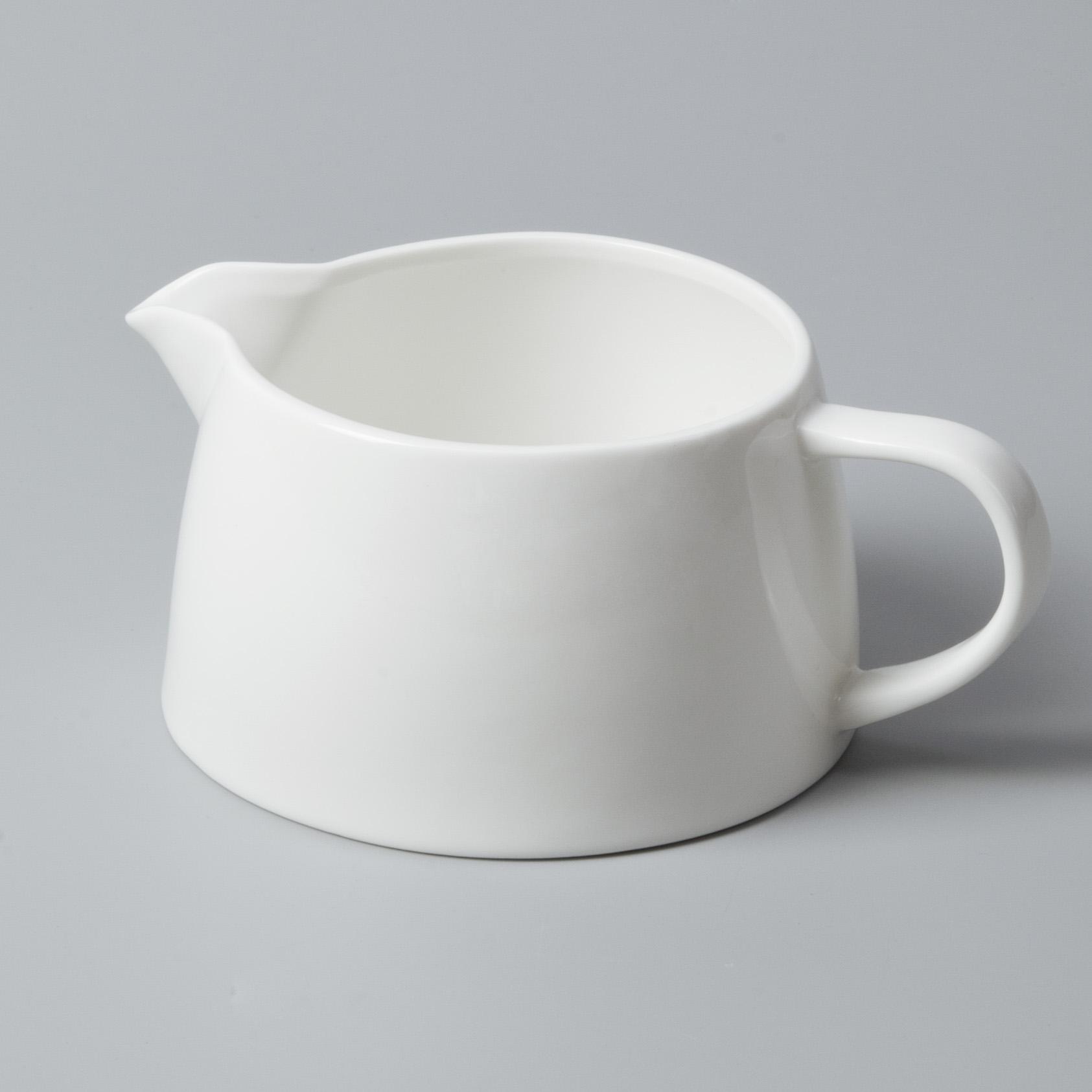 Two Eight bulk cheap porcelain dinner plates from China for dinner-5