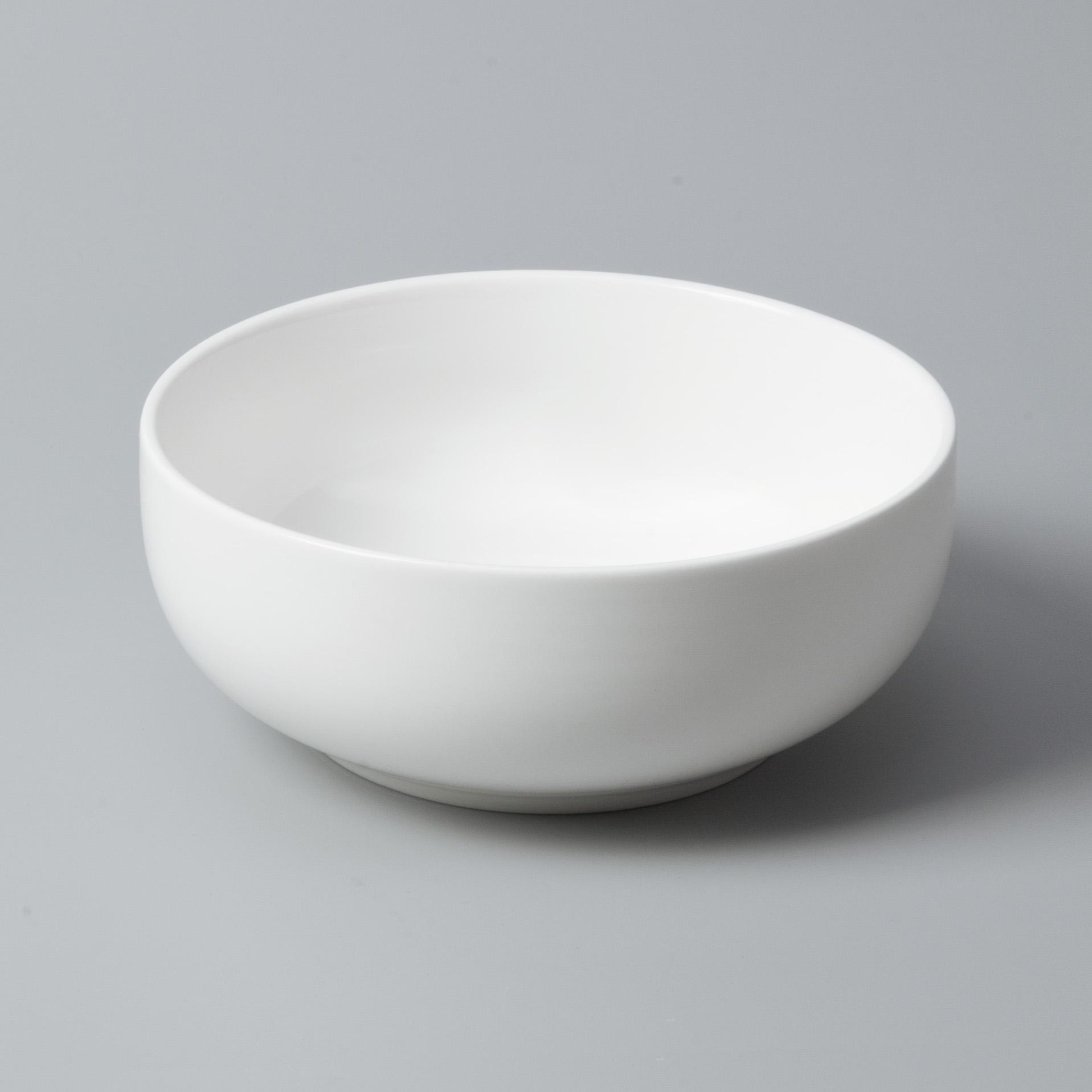 Two Eight bulk cheap porcelain dinner plates from China for dinner-8