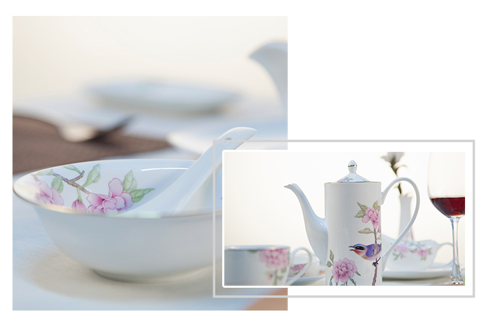 gold best bone china factory price for kitchen Two Eight-1