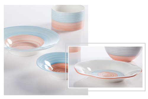 High-quality cheap porcelain dinner plates factory for bistro-1