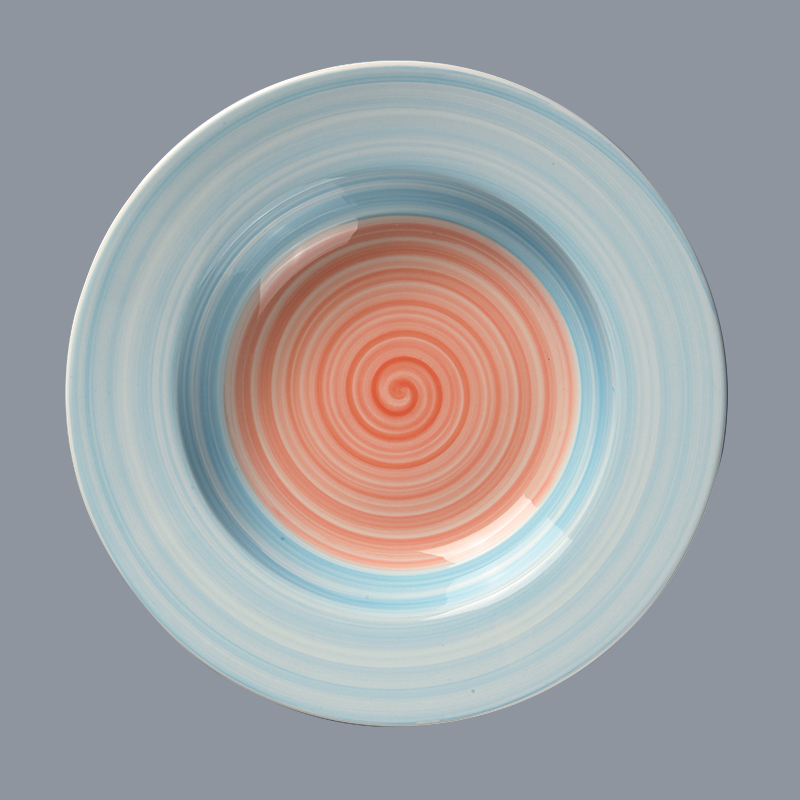 High-quality cheap porcelain dinner plates factory for bistro-3
