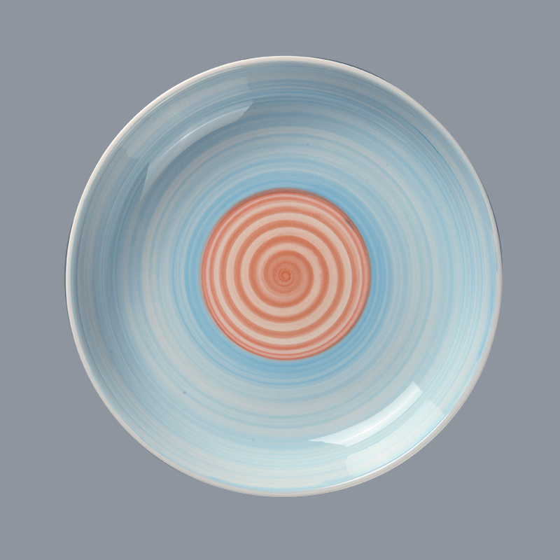 High-quality cheap porcelain dinner plates factory for bistro-34