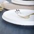 16 piece porcelain dinner set restaurant simple smoothly style