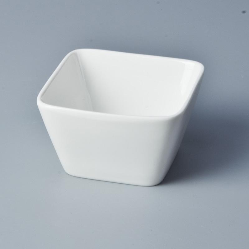 Custom hotel contemporary bone china Two Eight fang