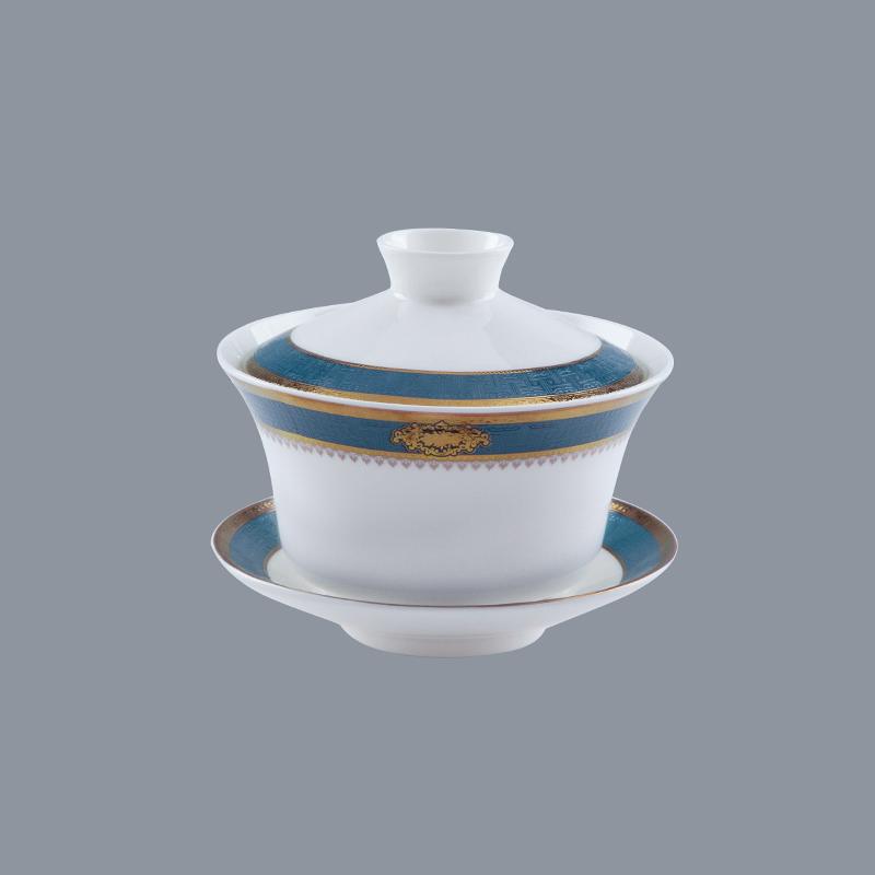 whithe round modern fine white porcelain dinnerware Two Eight Brand