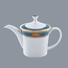 Two Eight fine bone china tea set Supply for teahouse