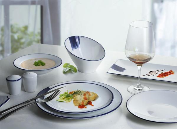Porcelain Plate Suppliers, Restaurant Ceramic Dinnerware Manufacturers, Crockery Companies