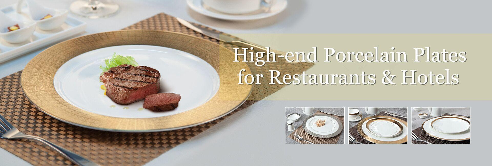 Wholesale Ceramic Plates, Hospitality Plates Manufacturer, Restaurant Plates Suppliers