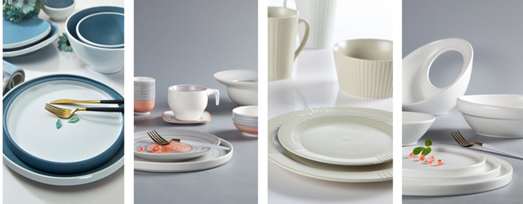 Two Eight-Designing Custom Dinnerware Pattern