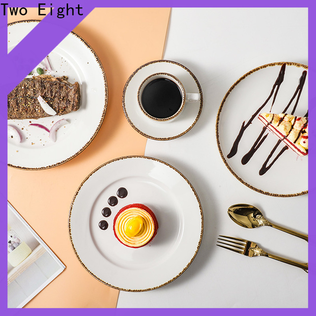 Best restaurant plates and cutlery Supply for hotel