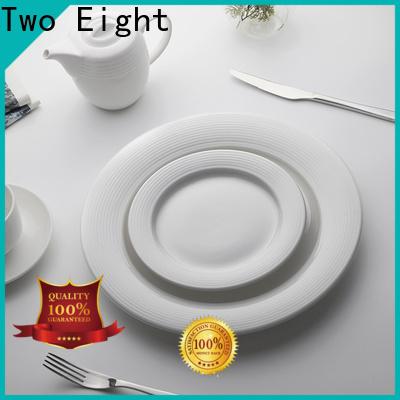 Best porcelain dishes Supply for bistro