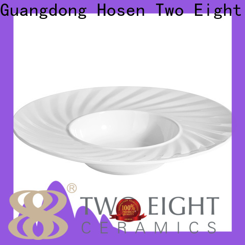 Two Eight Best porcelain dishes manufacturers for dinner