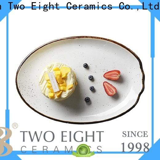 Custom restaurant plates Supply for dinning room