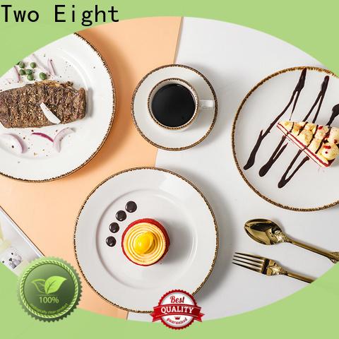 Two Eight Custom discount restaurant dinnerware for business for hotel