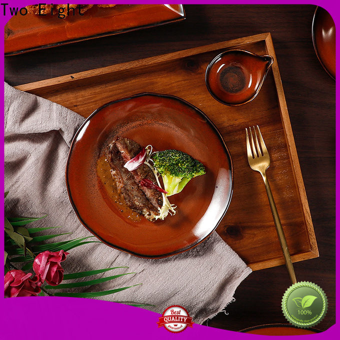 Two Eight restaurant supply dinnerware Supply for home