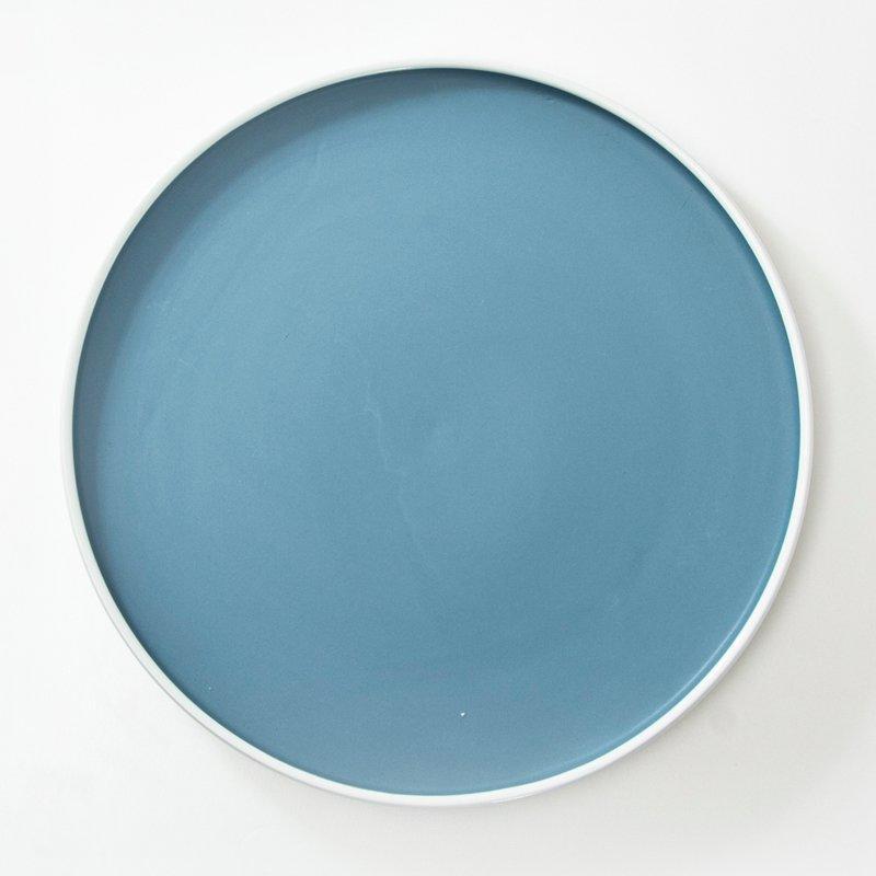 Two Eight navy restaurant dinner plates manufacturer for bistro-3