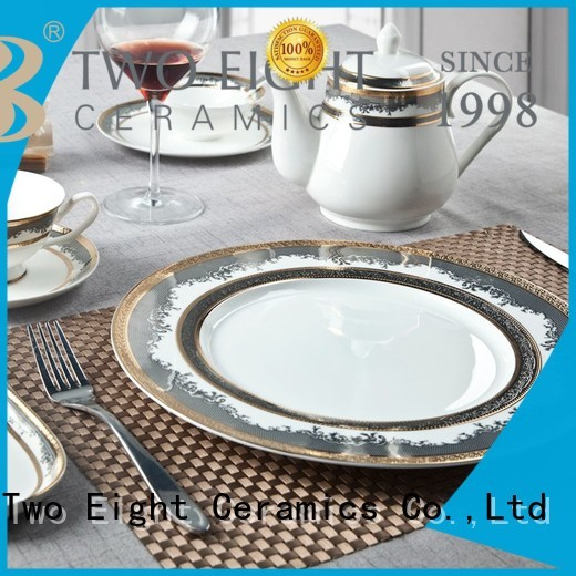 Two Eight bar crockery Suppliers for restaurant
