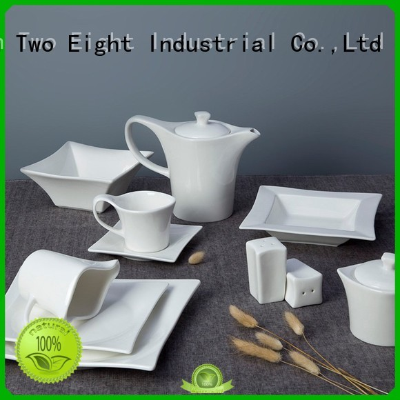 dinner stock Two Eight Brand two eight ceramics