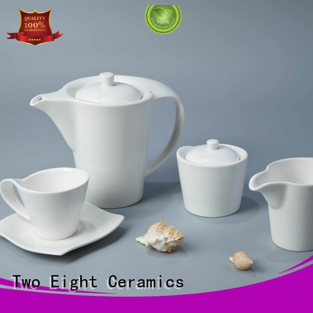 Two Eight bulk chinese porcelain dinner sets customized for kitchen