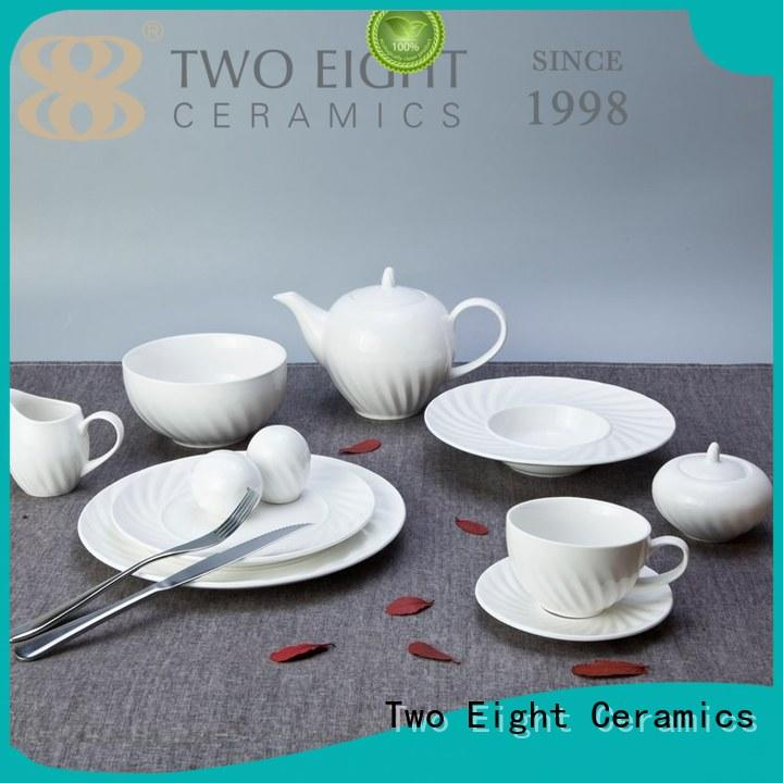 rim two eight ceramics customized for dinning room Two Eight