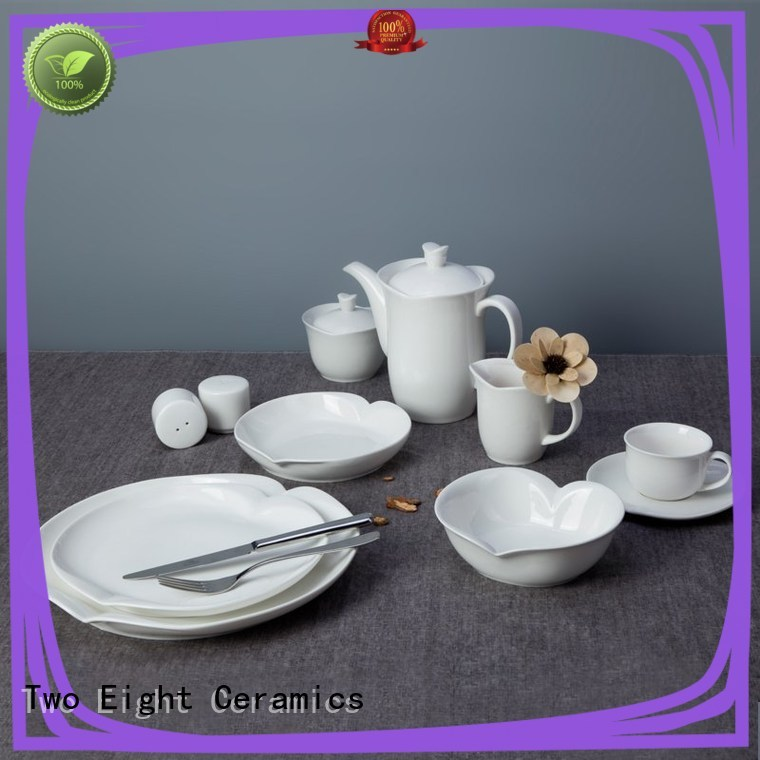 Two Eight New hotel dinnerware suppliers for business for hotel