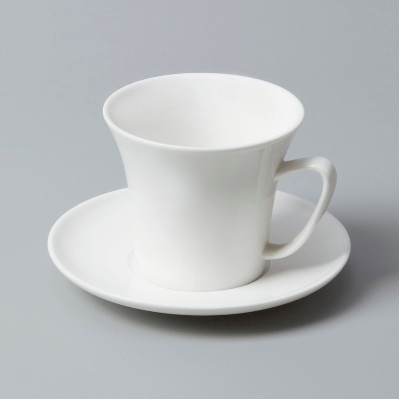 french style cheap white porcelain dinnerware customized for hotel Two Eight-7