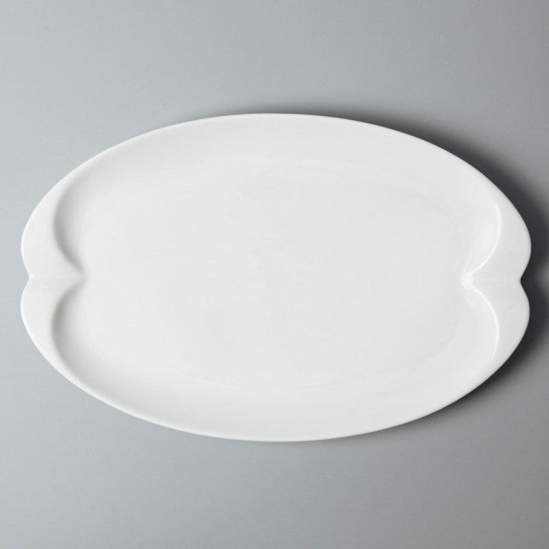 Hot white porcelain tableware dinner Two Eight Brand