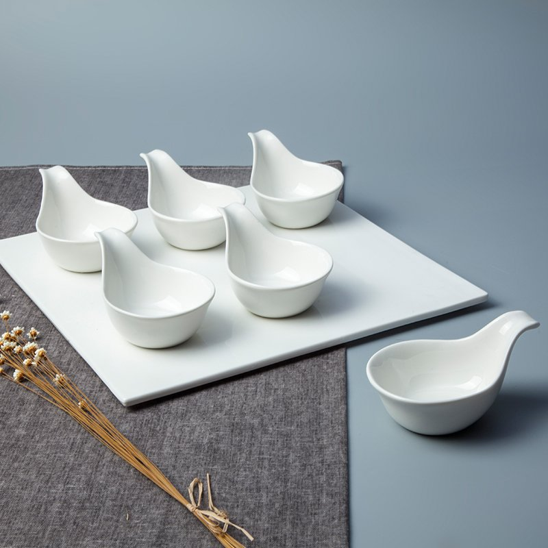 Two Eight Royalty Style Porcelain Dinnerware Accessories for Restaurant - TIAN DAO SERIES 1 Porcelain Dinnerware Accessories image7