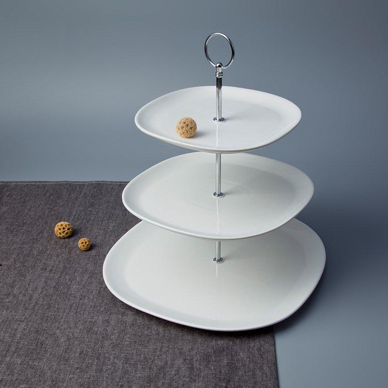 Two Eight Modern Style Buffet Ceramics Porcelain Dinnerware Accessories - BUFFET - PLATE SERIES Porcelain Dinnerware Accessories image4