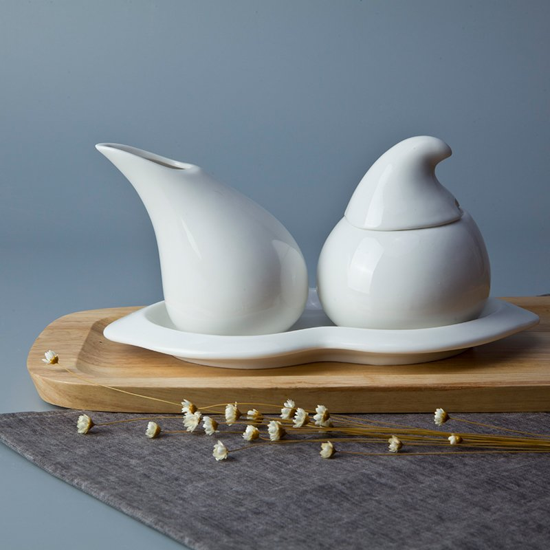 Two Eight-Find Restaurant Tableware Wholesale Bone China Tea Set From Two Eight Ceramics