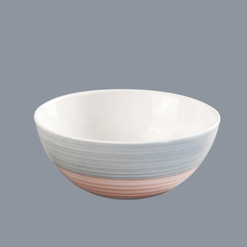 Two Eight durable cream colored porcelain dinnerware round for kitchen-30