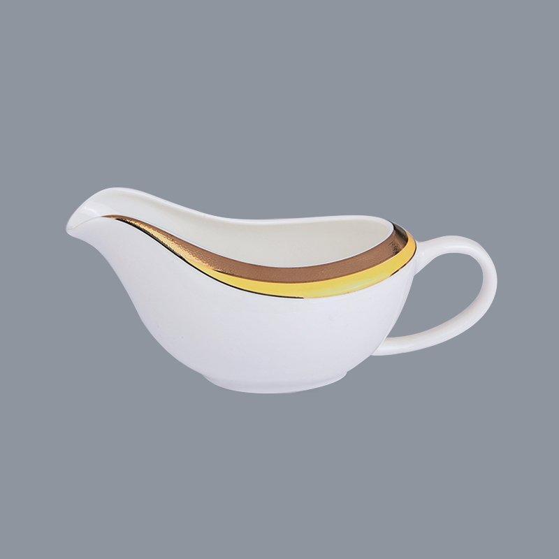 Two Eight modern fine china tea sets italian