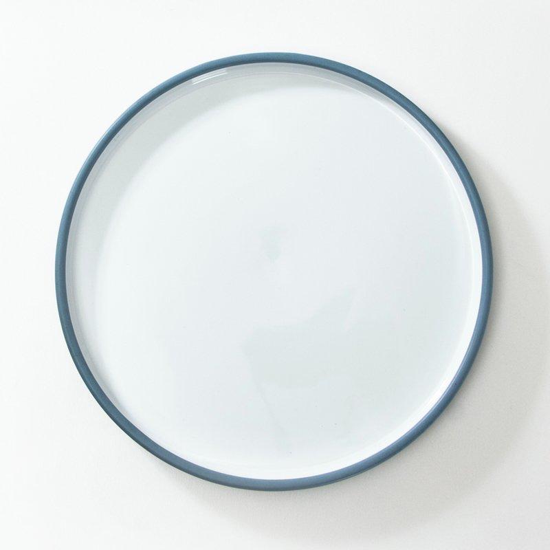 Two Eight navy restaurant dinner plates manufacturer for bistro-4