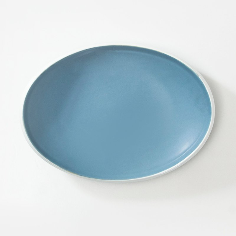 Two Eight navy restaurant dinner plates manufacturer for bistro-6