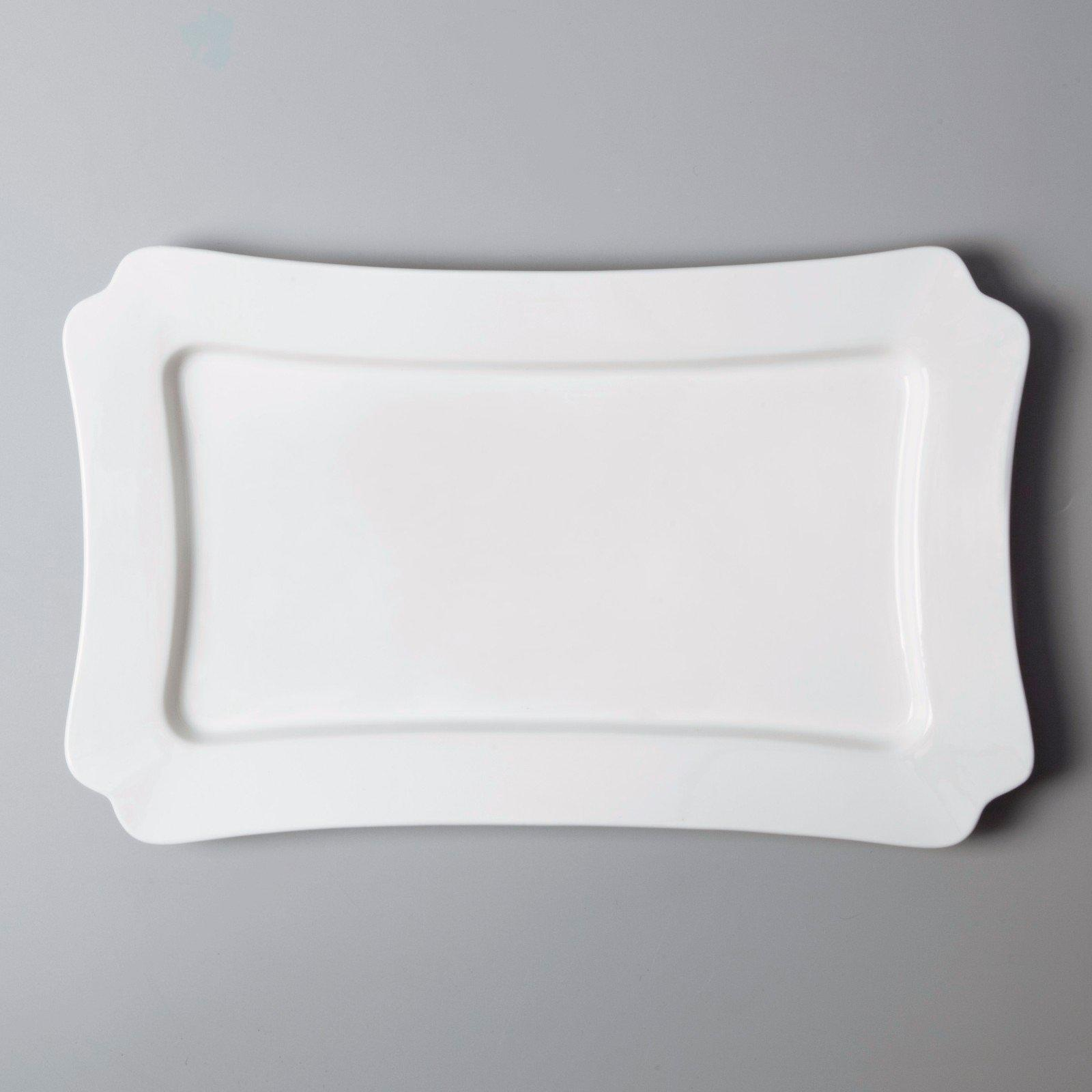 Two Eight Brand dinner white porcelain tableware casual color