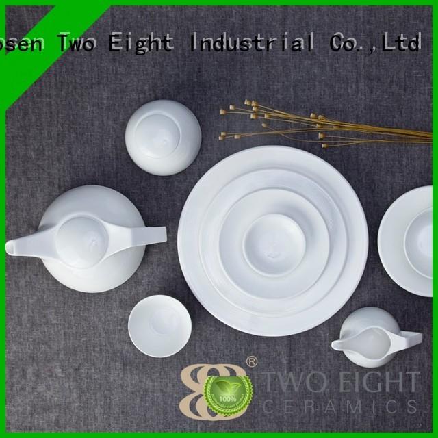 white porcelain tableware dinner two eight ceramics german company