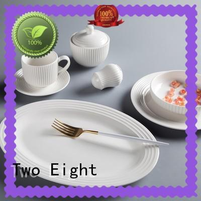 Two Eight french style discount restaurant dinnerware manufacturer for kitchen