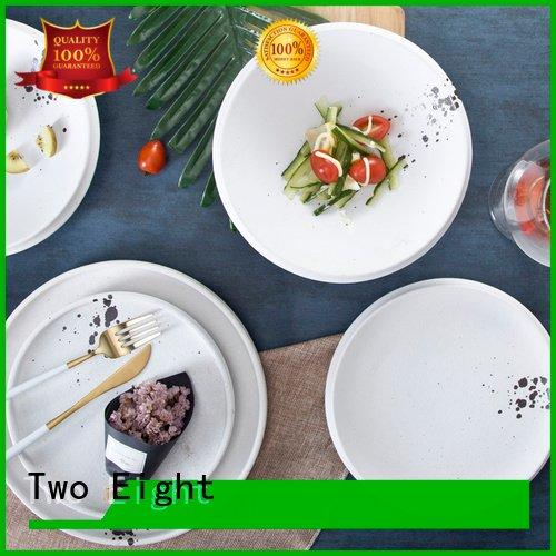 16 piece porcelain dinner set restaurant simple smoothly style