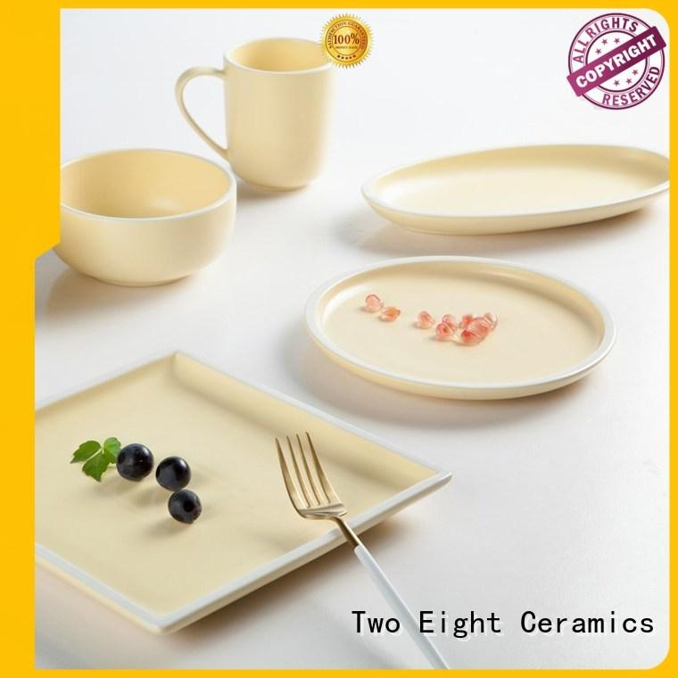New restaurant grade plates factory for dinner