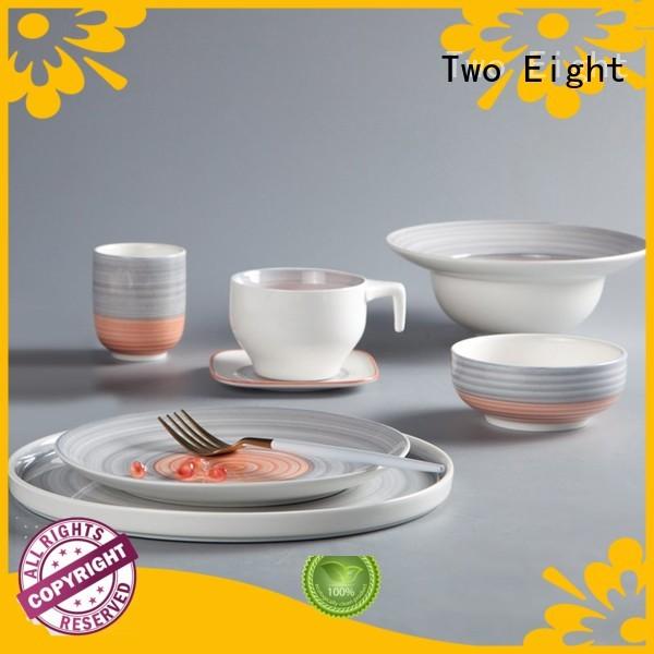 lake best restaurant dinnerware Two Eight