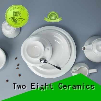 Custom surface glaze two eight ceramics Two Eight open